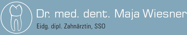 Zahnarzt Romanshorn – Maja Wiesner Logo